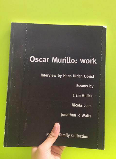 Oscar Murillo @ David Zwiner