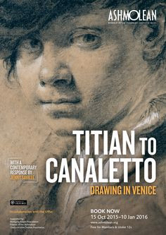 Titian to Canaletto & Jenny Saville @ the Ashmolean