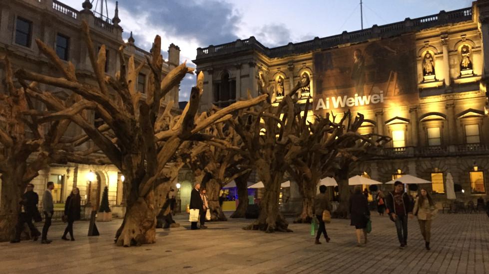 Ai Weiwei @ RA
