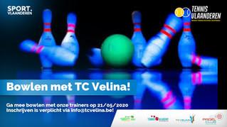 Ga mee bowlen met TC Velina!