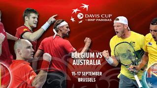 Met TC Velina naar de Daviscup!
