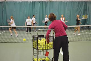 NIEUW : Tennis Work Out