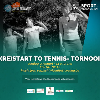 Start to Tennis Tornooi