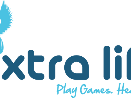 Giving Extra Life: A Fundraiser by Amor Estandian