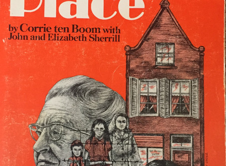 About A Book: The Hiding Place