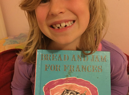 """About A Book: """"Bread and Jam for Frances"""" by Russell Hoban"""