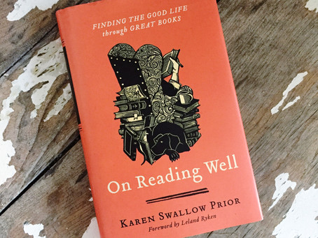 About a Book: On Reading Well, by Karen Swallow Prior