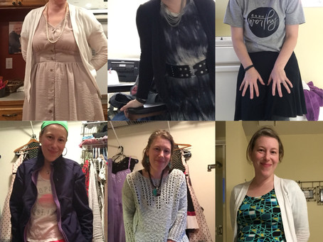 Four Months of Dresses
