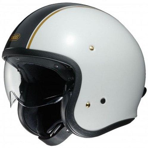 Shoei J.O. Openface Helmets Caburettor TC6