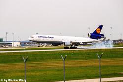 MD11F - Lufthansa Cargo