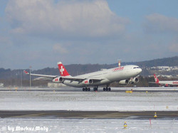 A340 / Swiss / LSZH