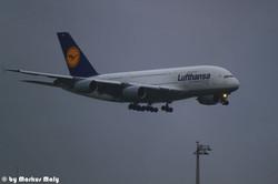 A380 / Lufthansa / EDDM