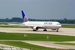 B767 / United / EDDM