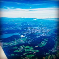 Klagenfurt @ FL100