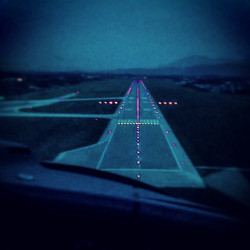 Cleared to Land LOWK 10L