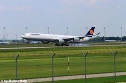 A340 / Lufthansa / EDDM
