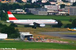 A320 / Austrian (retro) / LSZH