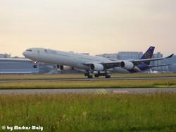 A340 / Thai / LSZH