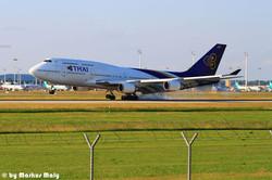 B747 / Thai / EDDM