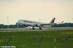 A330 / Qatar / EDDM