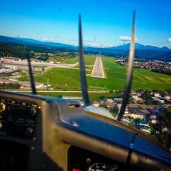 Cleared to Land LOWK 10L Crosswind