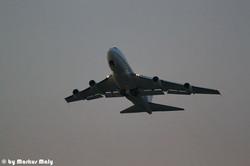 B747SP / Bahrain Royal Flight / EDDM