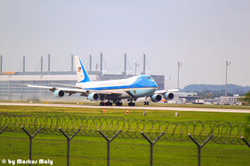 """VC-25A """"Air Force One"""""""