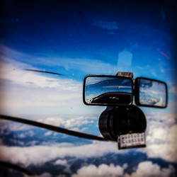 Mirrors in the Sky