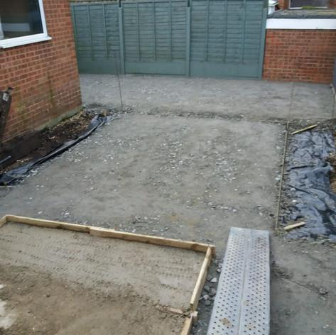 Garden transformation!