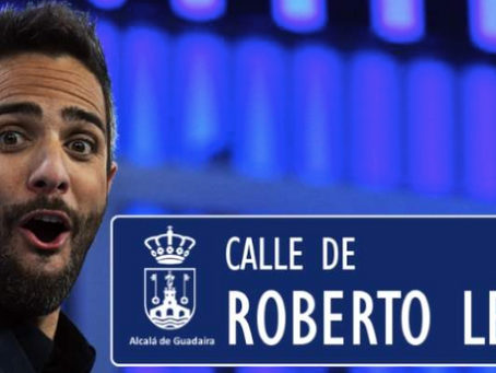 ¡Calle Roberto Leal!