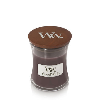Candela Woodwick SUEDED SANDALWOOD Mini