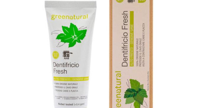 Dentifricio Fresh Menta GREENATURAL