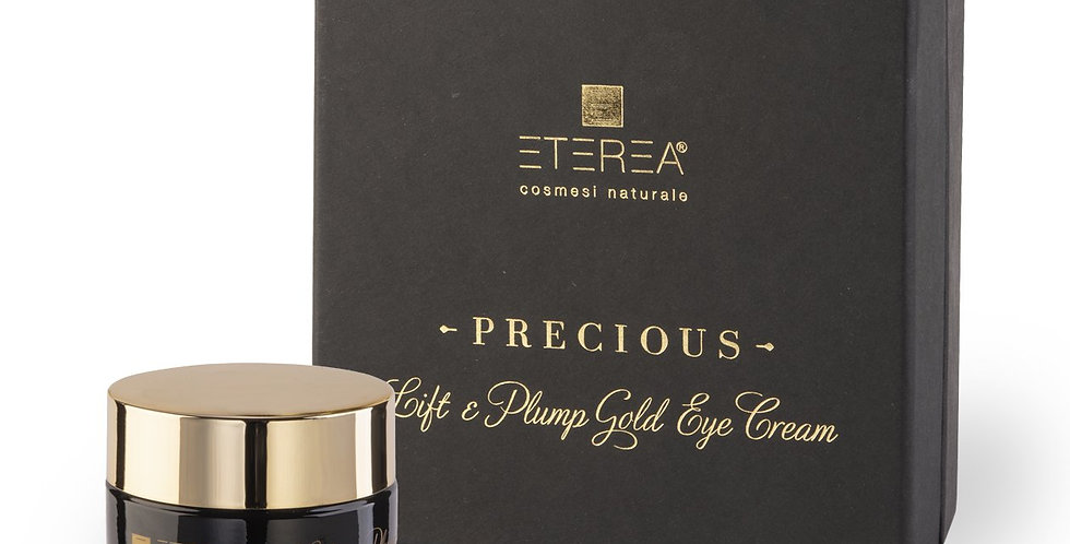 ETEREA PRECIUOS LIFT & PLUMP GOLD EYE CREAM