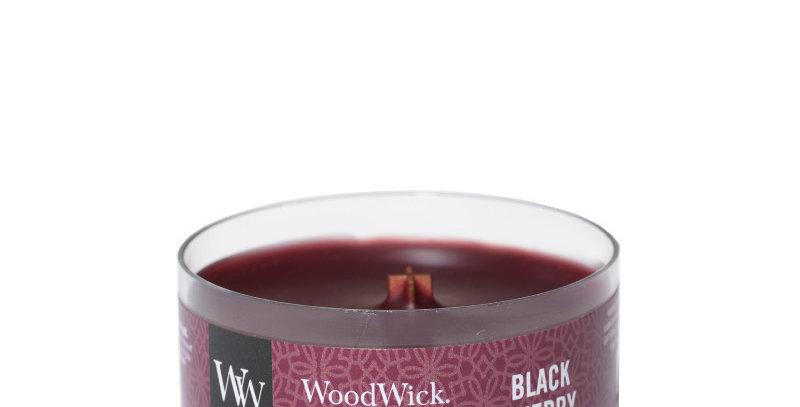Candela Woodwick Petite BLACK CHERRY