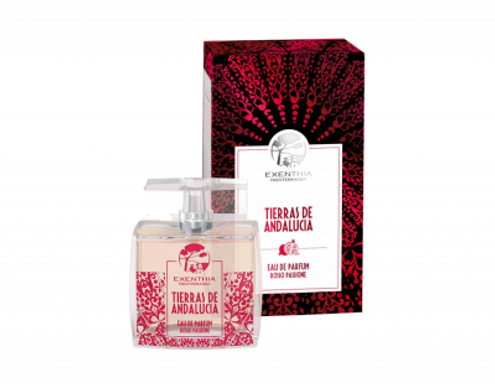 TIERRAS DE ANDALUCIA Eau de Parfum Rosso Passione 50ml