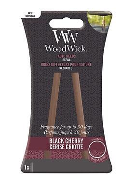 Refill Auto Reeds BLACK CHERRY- WoodWick