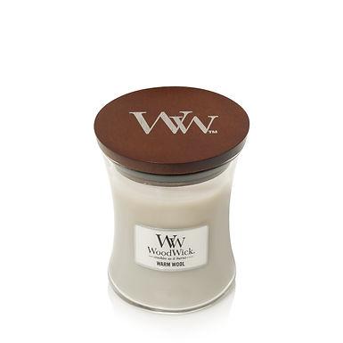 Candela Woodwick Medium WARM WOOL