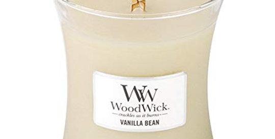Candela Woodwick Medium VANILLA BEAN