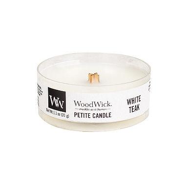 Candela Woodwick WHITE TEAK Petite