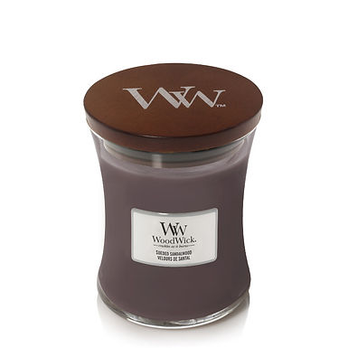 Candela Woodwick SUEDED SANDALWOOD Medium