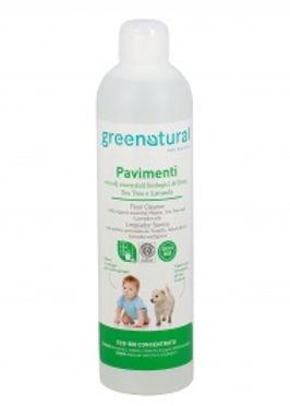 Detergente Pavimenti Casa Con oli essenziali bio di timo, lavanda e tea tree