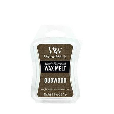Cialda per bruciatori Woodwick WAX Melt OUDWOOD