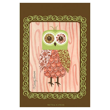 Buste Maxi 115×170 mm Pink Owl