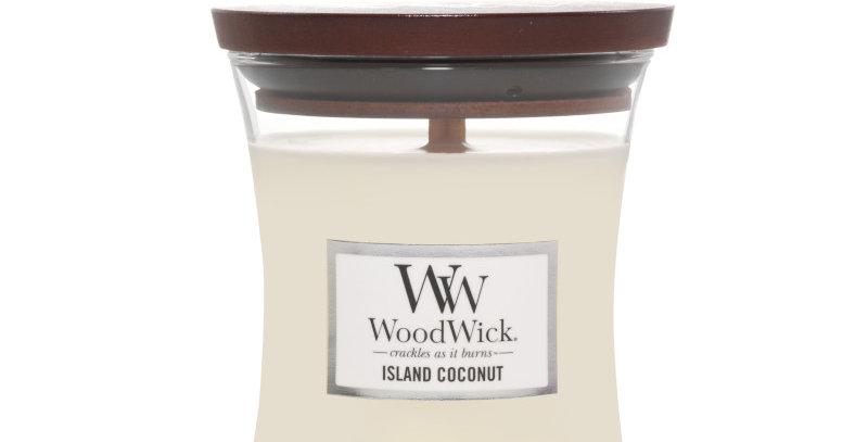 Candela Woodwick ISLAND COCONUT Medium
