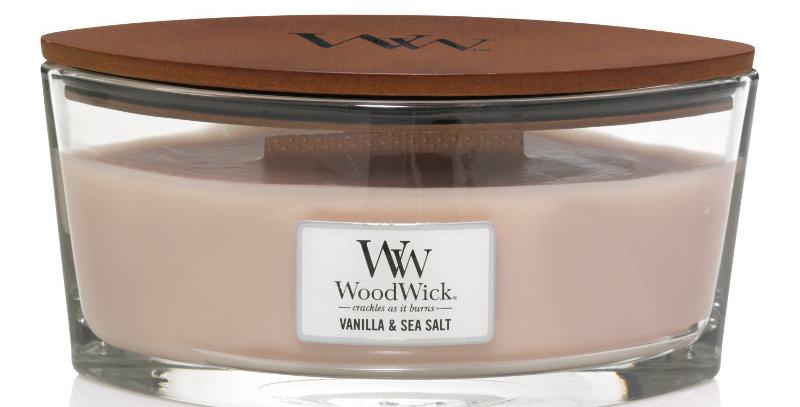 Candela Woodwick Ellipse VANILLA SEA SALT