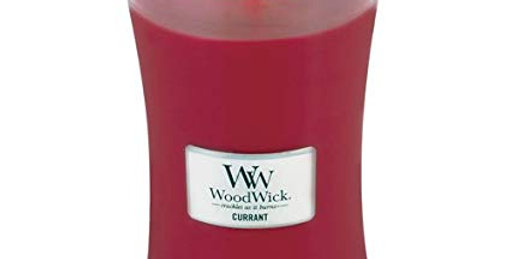 Candela Woodwick Large CURRANT