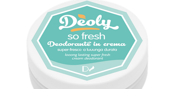LATTEELUNA DEODORANTE DEOLY SO FRESH