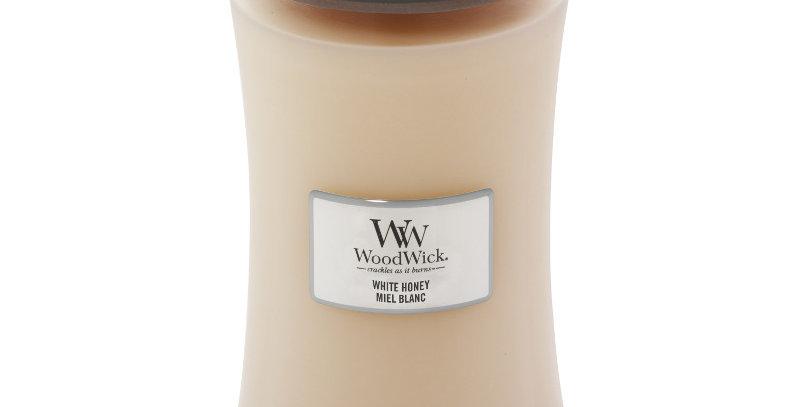 Candela Woodwick WHITE HONEY Large