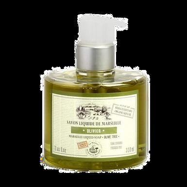 Sapone di Marsiglia Liquido 330ml con Dosatore all'Olio di Oliva