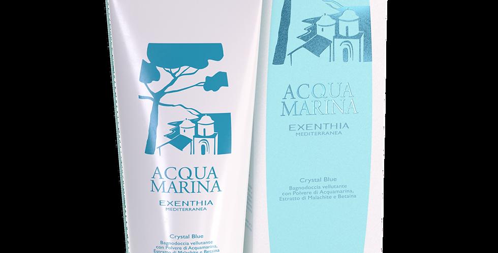 Acquamarina CRYSTAL BLUE Bagnodoccia vellutante